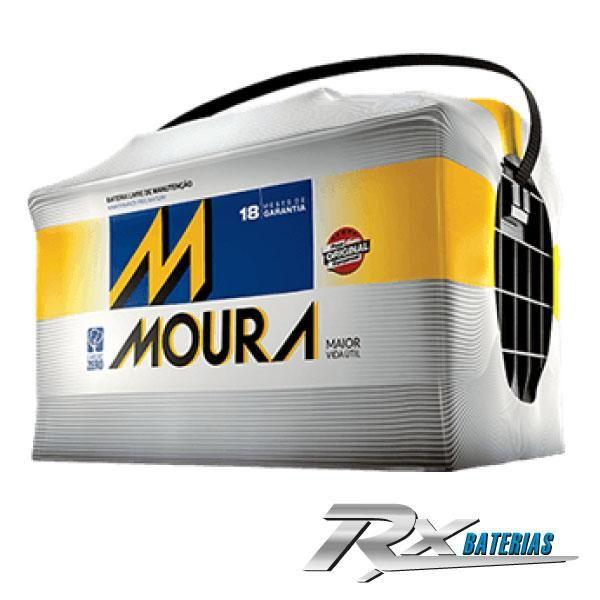 Bateria Moura M75LX