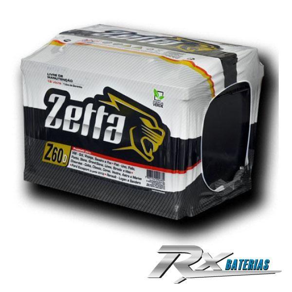 Bateria Zetta Z60D