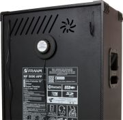 Caixa de Som Amplificada Multiuso Frahm MP5000 APP Usb Sd Card Fm Aux 500 W RMS