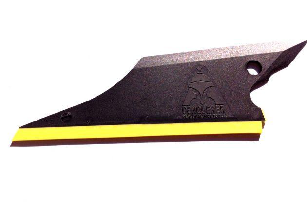 Espátula Conquistador (Batman) - Preto Com Amarelo Conquerer