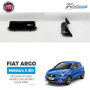 Moldura Fiat Argo/cronos - Pionner Dmh-ZS5280TV Black Piano