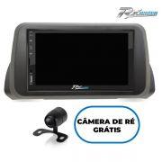 Multimídia 2 Din Para Fiat Argo - Espelhamento, Android, Bluetooth