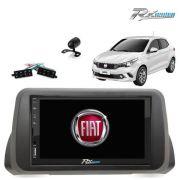 Multimídia 2 Din Para Fiat Argo - Espelhamento, Bluetooth