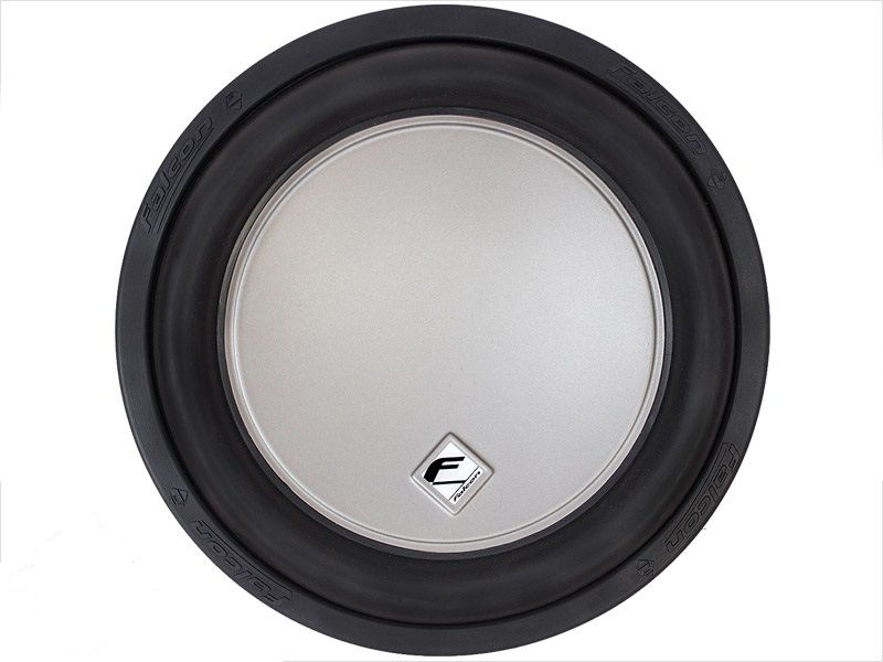 """Subwoofer Falcon XD500 10"""" 250 Watts RMS"""